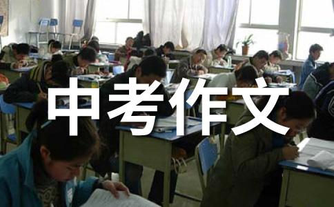 中考英语范文:通知的翻译