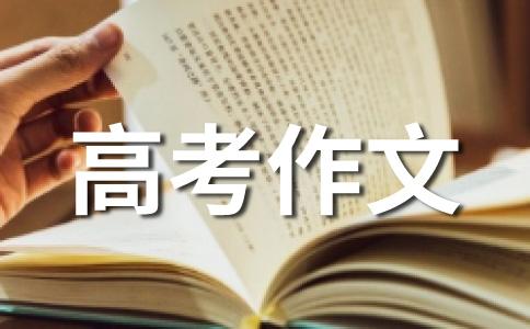 2011江苏高考满分《品味时尚》2