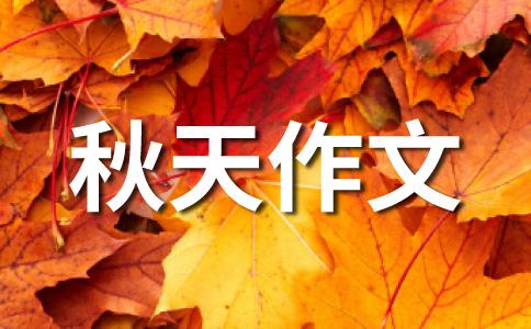 【热门】秋天的200字作文合集10篇