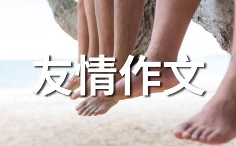 【精选】友情作文汇编10篇