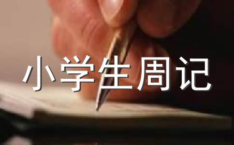 【必备】周记400字作文汇总六篇
